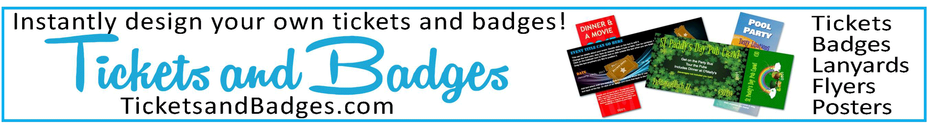 TicketsandBadges.com