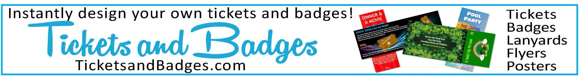TicketsandBadges.com