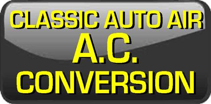 Classic Auto Air Condition Conversion