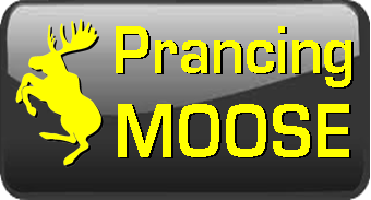 Volvo Prancing Moose Stickers