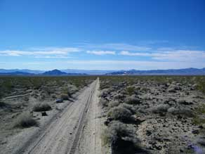 The Mojave Road.