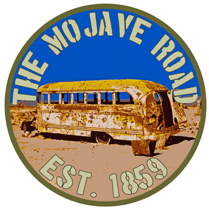 The Mojave Road Bus.